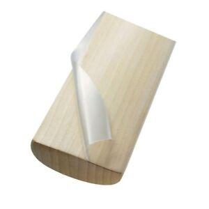 1/2/5/10 x High Grade Cricket Bat Clear Face Protection sheet / Extratech