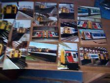 More details for 17 x railway southern region e.m.u.s trains vintage colour photos 1990 bulk