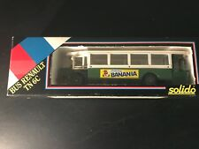 Solido Bus Renault TN 6C Bus Banania New In Box
