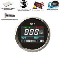 52mm Motorcycle digital GPS Speedometer odometer for Car Truck Motorcycle ATV