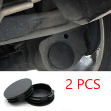 Auto Tail Pipe Cap Water Baffle Cover For Smart Fortwo Forfour W451 2008-2014
