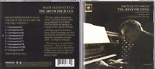 BACH / GLENN GOULD CD The Art of the Fugue Volume 1 (First Half)