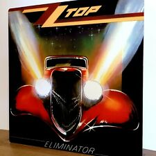 More details for zztop eleminator - 12x12 inch metal sign