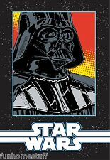 Star Wars Classic Darth Vader Soft Big Warm Bedroom Bed Blanket Twin / Full Size