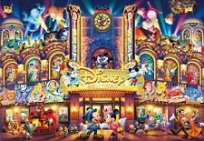 Disney Dream Theater / Stained Art Jigsaw Puzzle 500 Pieces