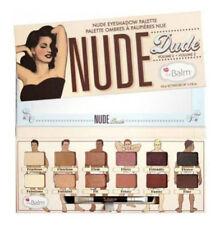 12 Colors The Balm Nude Dude Warm Matte Eyeshadow Shimmer Palette Makeup Kit Set