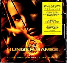 NEW  CD // The Hunger Games (Songs From District 12 And Beyond) 15 Tracks //