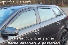 Antiturbo Deflettori Aria Ford S-Max Anteriori e posteriori Front & Rear 06 > 10