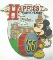 Disneyland Happiest Memories on Earth First Release Mickey Disney Pin 74740