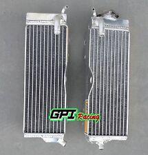 aluminum Radiator  Honda CR500 CR500R CR 500R 1985-1988 1986 1987 86