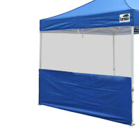 10x10 Screen Mesh Wall Panel For EZ Pop Up Canopy Tent Choose 15 Colors