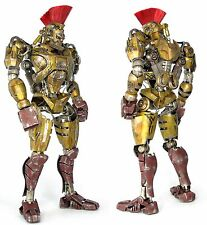 REAL STEEL MIDAS Sixth Scale action figure 1/6 42 cm con luci Hugh Jackman Movie