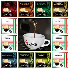 50 Capsules Compatible Nespresso Machines! Taste MIX 10 FLVRS (2-3 Day Delivery)