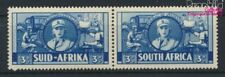 Zuid-Afrika 145-146 horizontaal Echtpaar met Fold 1941 Kriegsrüstung (9233578
