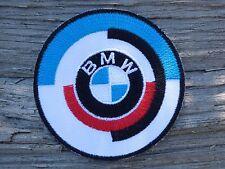 A077 ECUSSON PATCH THERMOCOLLANT aufnaher toppa BMW logo serie 1 2 3 4 5 6 7 x m