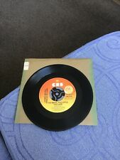 """New listing Vinyl 7"""" record - JOHNNY MATHIS/ DENIECE WILLIAMS TOO MUCH, TOO LITTLE, TOO LATE"""
