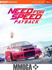Need for Speed Payback Key - PC Rennspiele - EA Origin Download Code NFS [EU/DE]