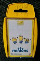 Top Trumps Minions Card Game (Sealed)