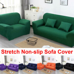 Easy-Going Stretch Slipcover Couch Sofa Cover Furniture Protector Soft Elastic