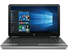 "HP Pavilion 15-AW054SA 15.6"" AMD A9-9410 2.9GHz 1TB HDD Laptop Argento Windows 10"