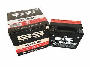 Batteria BEVERLY 300/350 BS BTX12-BS/YTX12-BS 12 V 10 Ah 180 CCA acido incluso