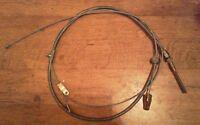 Austin 1800 Mk 1 & 2 Landcrab handbrake cable BC685