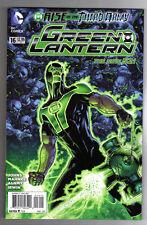 GREEN LANTERN #16 - GEOFF JOHNS SCRIPT - DOUG MAHNKE ART & COVER - DC THE NEW 52