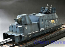 Award Winner Built 1/35 Panzerzug BP42 Kanonen und Vierlings Flak+PE/Poster