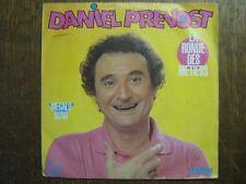 DANIEL PREVOST 45 TOURS FRANCE LA RONDE DES METIERS