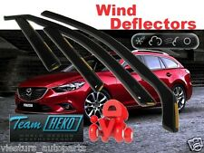 MAZDA 6  GJ  5D  2013 - ESTATE / WAGON   Wind deflectors  4.pc  HEKO  23161