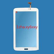 "Samsung Galaxy Tab 3SM-T210R 7"" Touch Digitalizador de Cristal Blanco 1z0h# una lava"