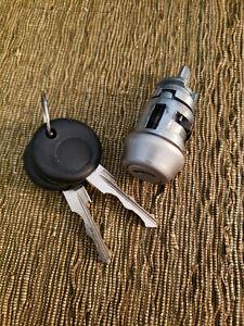NOS Volkswagen Ignition Lock Cylinder w/Keys 191-905-855