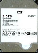 "Western Digital WD80EZAZ 8 TB 3.5"" Internal SATA Hard Drive"