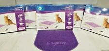 New PET SAFE SCOOPFREE LITTER CAT TRAY & DISPOSABLE LID LAVENDER Scoop Free Box