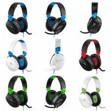 Turtle Beach Recon 70P/70X Gaming Headset for PS4, Xbox One, Nintendo Switch UK