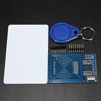 MFRC-522 RC522 RFID Module IC Card Induction Sensor + free S50 card key chain LW