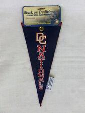 2005 Winning Streak Washington Nationals MLB Genuine Wool Blend Baseball Pennant