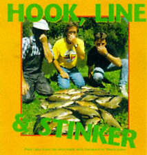 Hook, Line & Stinker: Fishy Tales from the River Bank, Dave Crowe, Good Book