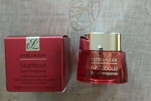 Estee Lauder Nutritious Super Pomegranate Radiant Energy Eye Jelly .5 oz NIB