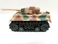 Schaper Stomper 4x4 Panzer Tank Military Brown Green Camo Untested