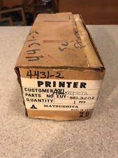 MATSUSHITA EUY-5EL3202 Printer
