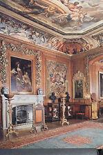 1970'S VINTAGE POSTCARD - THE KINGS DINNING ROOM, WINDSOR CASTLE