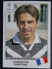 Panini Champions League 1999-2000 - Corentin Martins (Bordeaux) #262