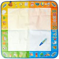 Tomy Aquadoodle Classic Colour Water Colouring Drawing Mat Kids Toy No Mess