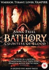 BATHORY COUNTESS OF BLOOD ANNA FRIEL FRANCO NERO METRODOME UK 2011 RG2 DVD L NEW