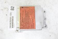 05 Nissan Altima AIRBAG AIR BAG CONTROL module unit 28556-Z