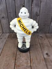 blanco hierro fundido Hombre Michelin Coleccionable mascota en