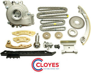 Engine Timing Chain Kit & Water Pump CLOYS for BUICK Chevy GMC Pontiac SATURN
