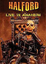 HALFORD - LIVE IN ANAHEIM NEW DVD