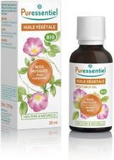 Puressentiel - Huile Végétale Rose Musquée - Bio - 100% Pure Et Naturelle - 3